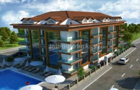Good Value Alanya Center Apartments for sale