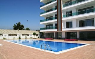 Modern apartments in Kestel, close to beach