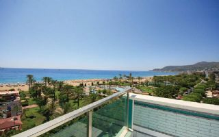 Luxury apartments just by Cleopatra Beach
