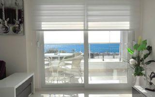 Sea view apartments in Kestel