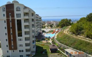 Luxury sea view apartments in Avsallar, 650 meters to beach