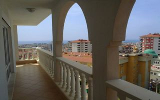 Luxury two-bedroom apartment in Cikcilli, furnished, with great views