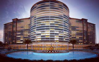 Luxe Five Star Residence en Hotel Project