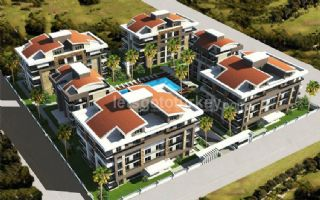 Quality Homes Close to the Konyaalti Beach