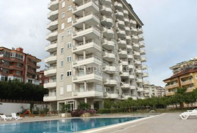 Fully Furnished Apartment For Sale in Cikcili