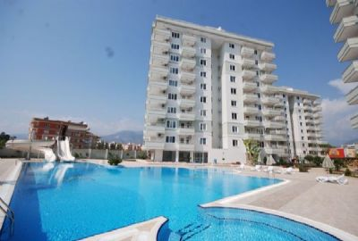 Luxury apartments in Oba, close to beach