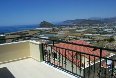 Apartments with sea & mountain view in Gazipasa