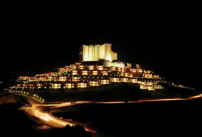 Well known, luxury apartments in Kargicak with amazing views and great facilities