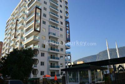 Good value apartments in Mahmutlar centre