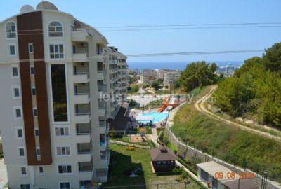 Luxury sea view apartments in Avsallar, 650 meters to beach