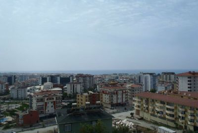 Luxury two-bedroom apartment in Cikcilli with great views
