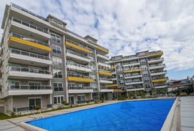Luxury Sea View Apartments in Kestel