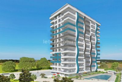 Luxury Apartments in Mahmutlar