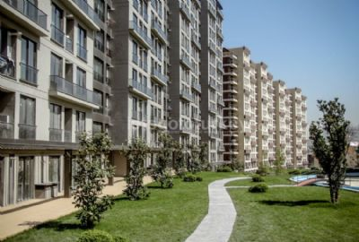 Completed Residential Complex in the Center of Esenyurt