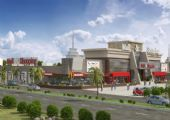 New shopping centre opening in Konakli