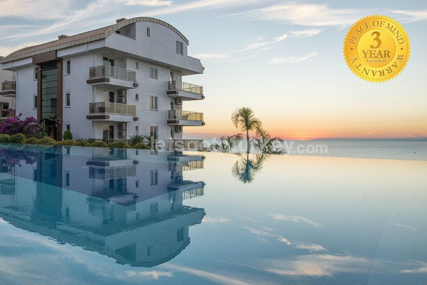 Sunset Beach Appartementen VIP - phase 2