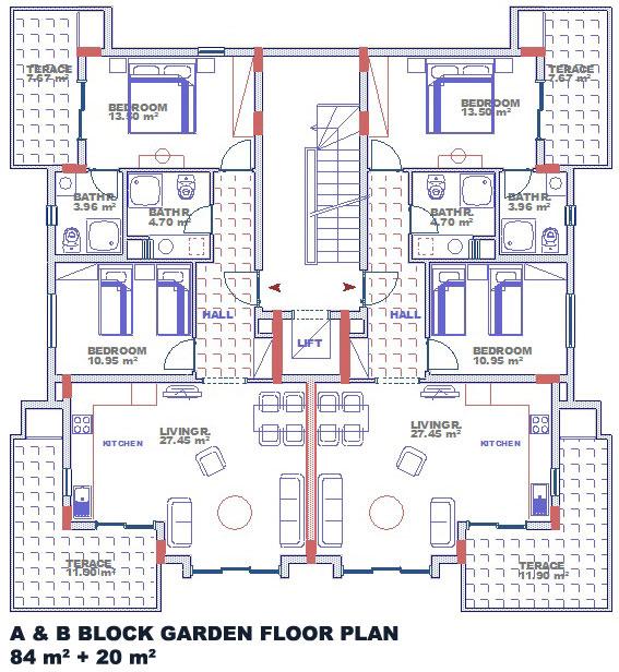 Sunset Gardens Apartments: Sunset Beach Apartments VIP - Phase 2