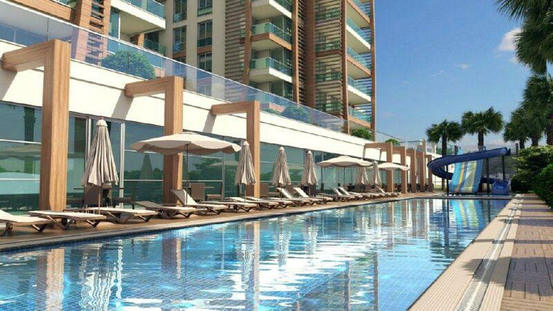 Luxury apartments in Tosmur