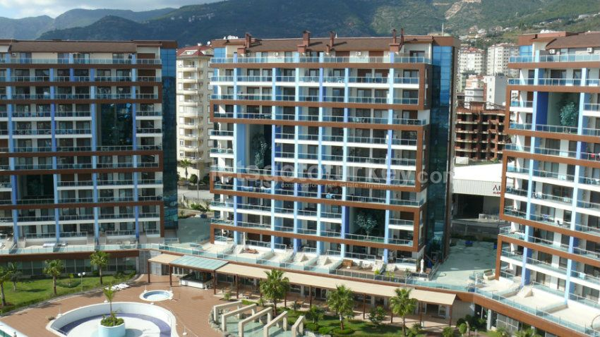 Apartments in Cikcilli with great facilities