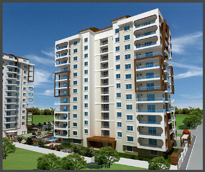 Decent Apartments: Good Value Apartments In Mahmutlar Centre