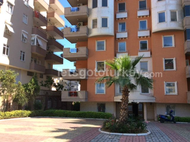 Furnished Apartment For Sale in the Center