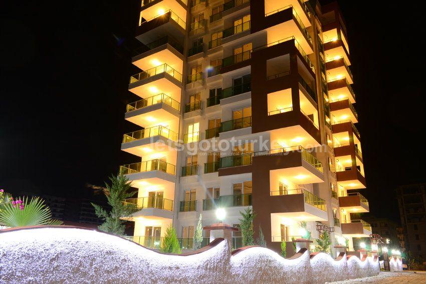 One- bedroom apartments with good facilities in Mahmutlar