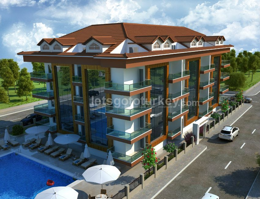 City Center Apartments Close to Cleopatra Beach