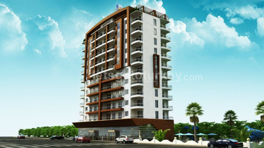 Off Plan Properties in Mahmutlar