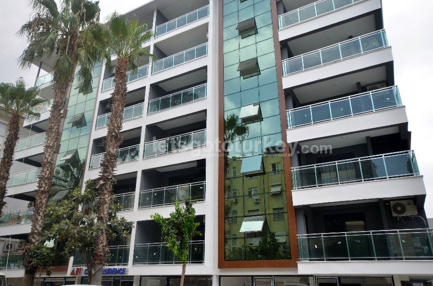 Affordable Beach Apartments in Center