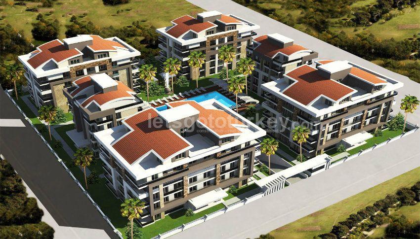 Quality Homes Close to the Konyaalti Beach