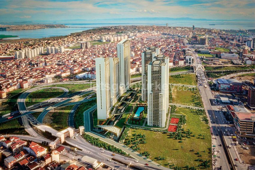 Exclusive Residential Project in Esenyurt